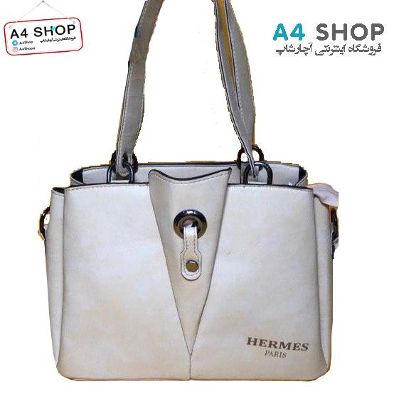 کیف زنانه دستی سه خونه
