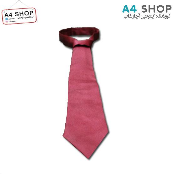 کراوات مردانه رنگ قرمز