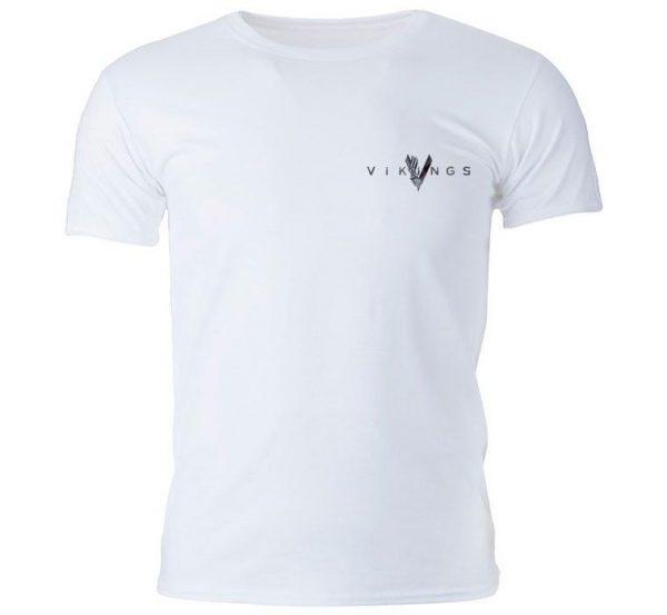 تی شرت مردانه گالری واو طرح Vikings